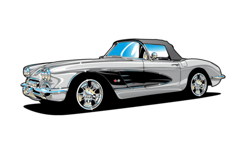1958-Corvette-Clip-Art [Converted]